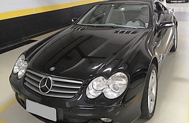 Mercedes-Benz Sl 500 5.0 V8 Conversivel - Foto #1
