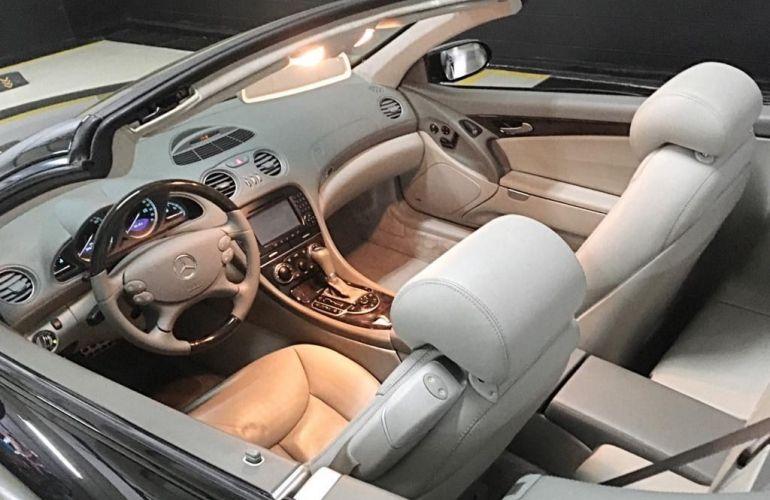 Mercedes-Benz Sl 500 5.0 V8 Conversivel - Foto #4