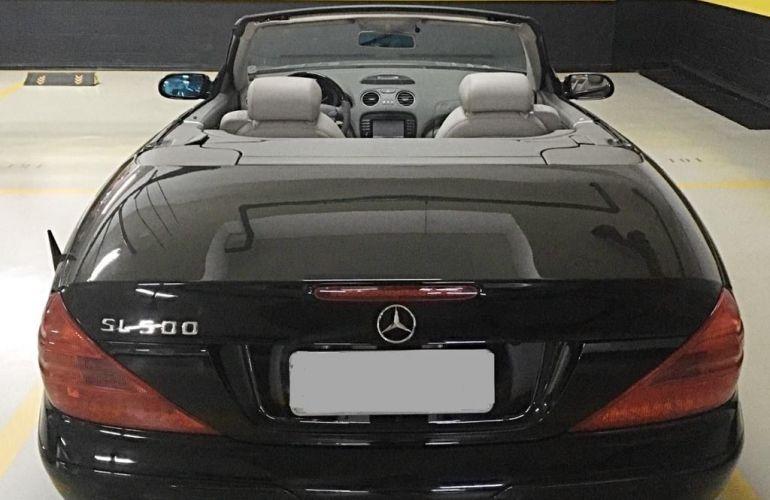 Mercedes-Benz Sl 500 5.0 V8 Conversivel - Foto #9