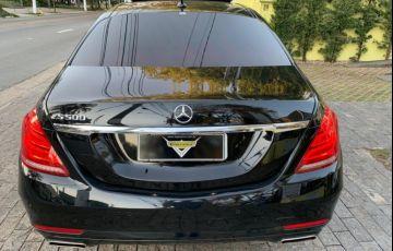 Mercedes-Benz S 500 L 4.7 V8 32v Biturbo - Foto #5