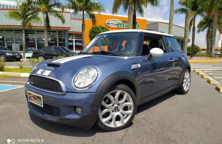 Mini Cooper 1.6 S John Cooper Works 16V Turbo - Foto #1