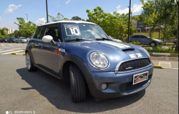 Mini Cooper 1.6 S John Cooper Works 16V Turbo - Foto #2