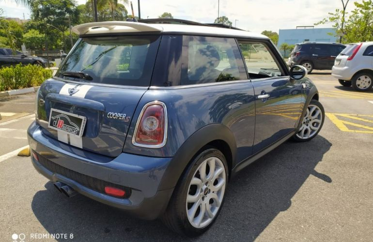Mini Cooper 1.6 S John Cooper Works 16V Turbo - Foto #4