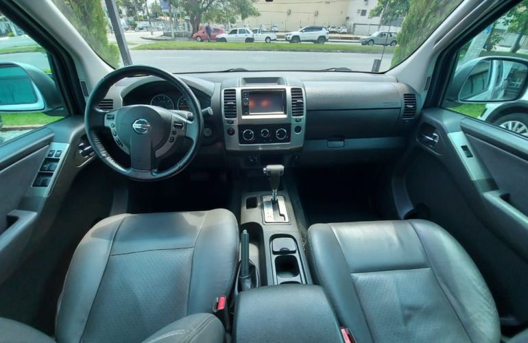 Nissan Frontier 2.5 SV Attack 4x4 CD Turbo Eletronic - Foto #10