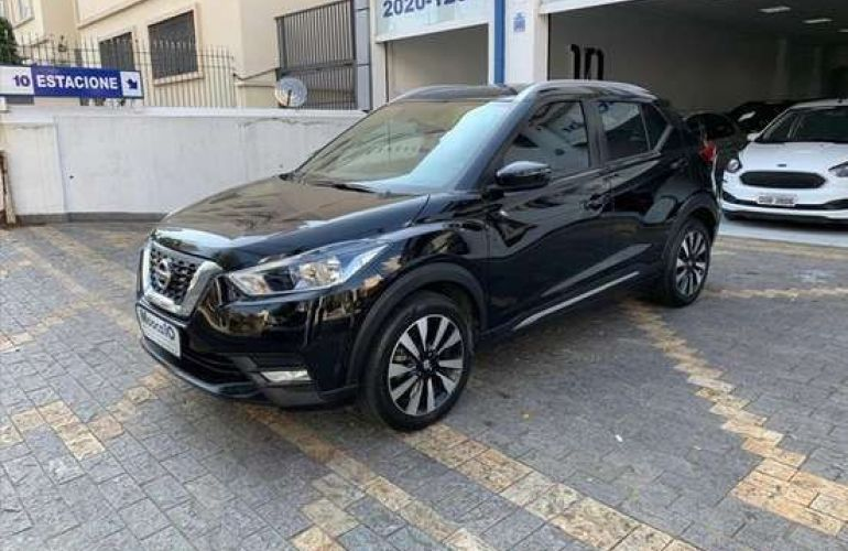 Nissan Kicks 1.6 16V Flexstart SV Limited - Foto #3