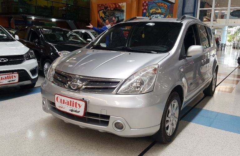 Nissan Livina 1.8 S 16v - Foto #2