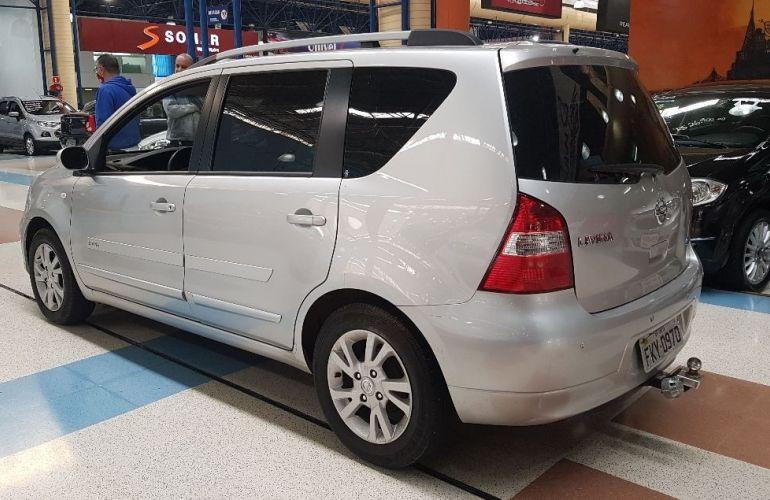 Nissan Livina 1.8 S 16v - Foto #7