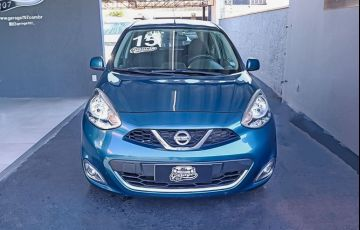 Nissan March 1.6 SV 16V Flexstart
