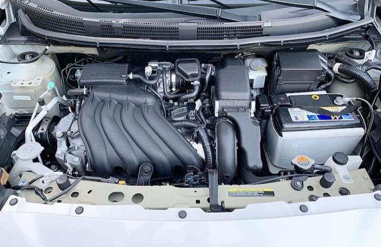 Nissan March 1.6 SL 16V Flexstart - Foto #10