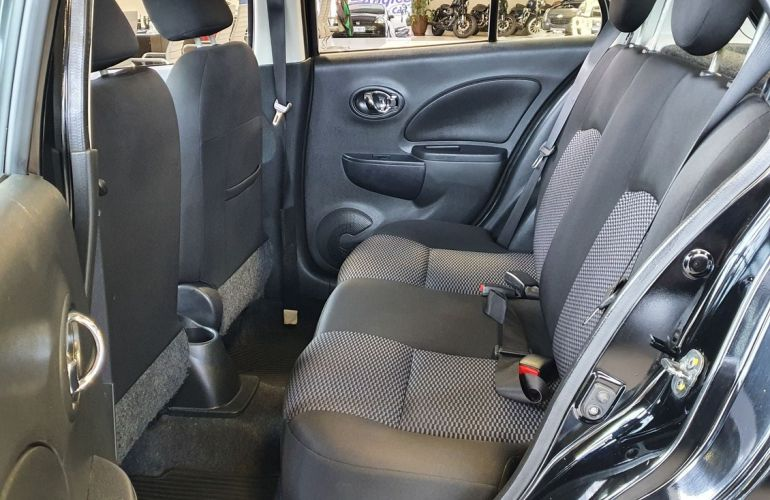 Nissan March 1.0 S 12v - Foto #8