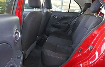 Nissan March 1.6 SL 16V Flexstart - Foto #6