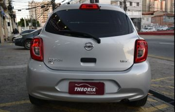 Nissan March 1.6 S 16V Flexstart - Foto #6