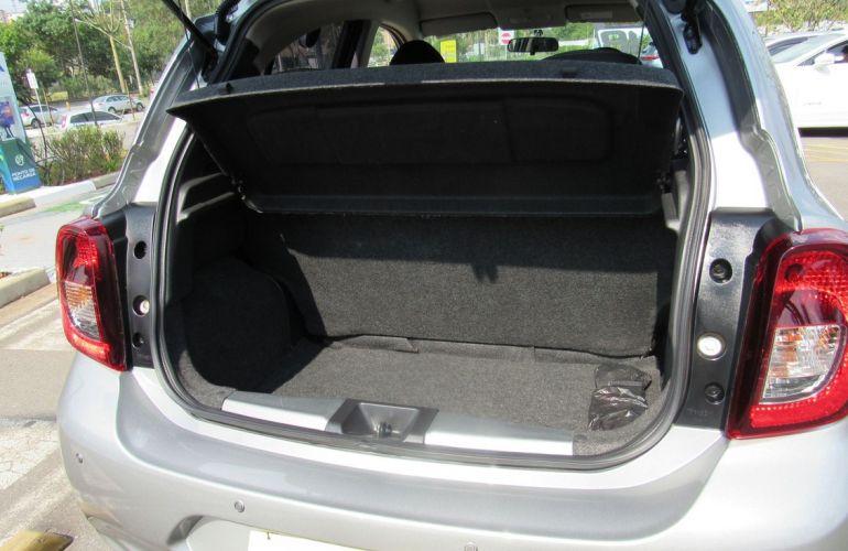 Nissan March 1.6 SL 16V Flexstart - Foto #8