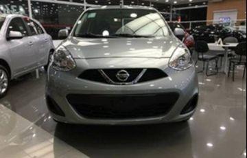 Nissan March 1.0 SV 12v - Foto #4