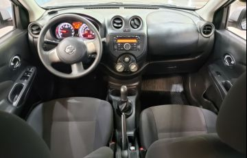 Nissan Versa 1.6 SL 16v - Foto #9