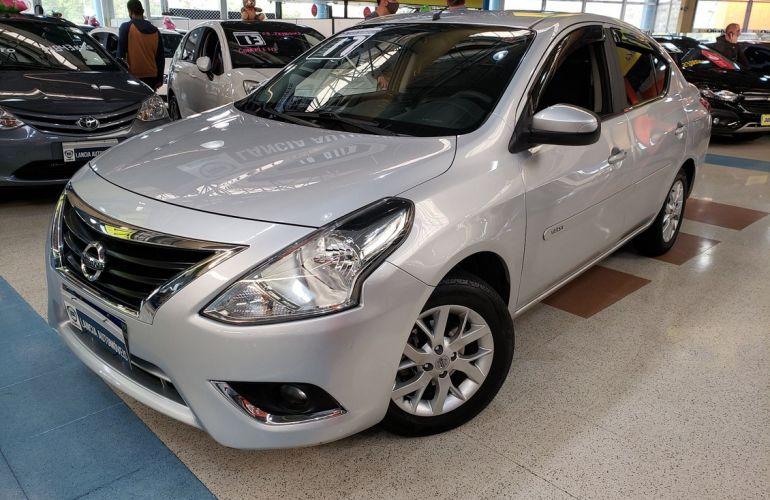 Nissan Versa 1.6 16V Flexstart Sv - Foto #1