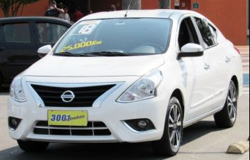Nissan Versa 1.6 16V Flexstart Unique