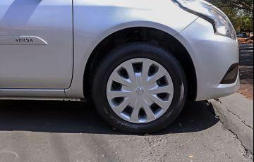Nissan Versa 1.6 16V Flexstart S - Foto #8