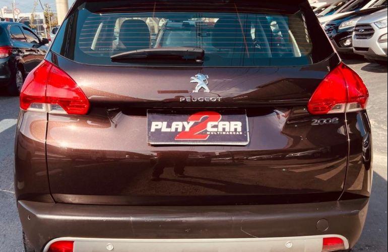 Peugeot 2008 1.6 16V Griffe - Foto #4