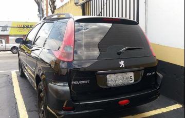 Peugeot 206 1.6 Presence Sw 16v - Foto #6