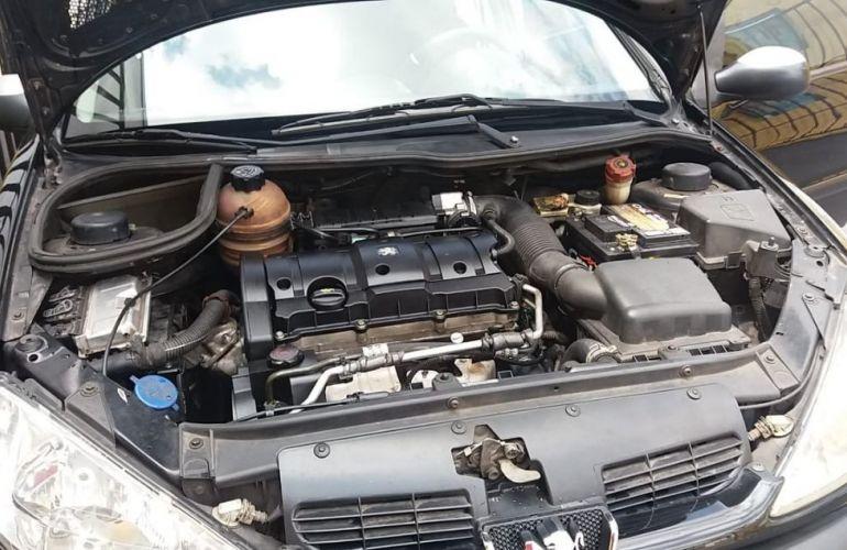 Peugeot 206 1.6 Presence Sw 16v - Foto #7