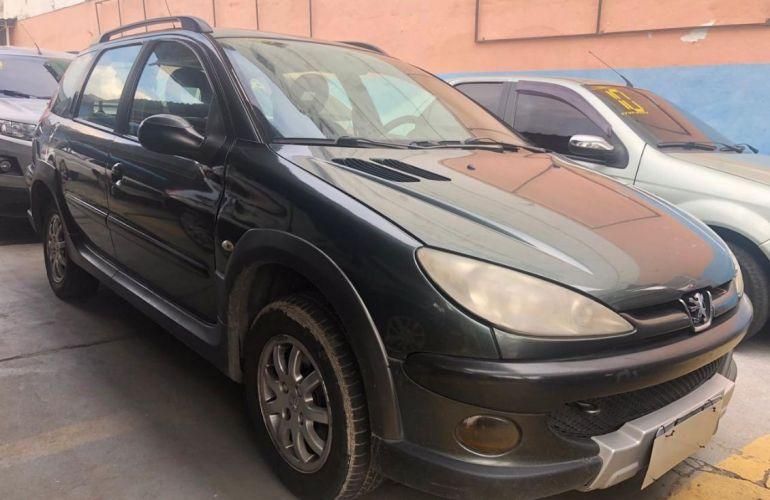 Peugeot 206 1.6 Escapade Sw 16v - Foto #1