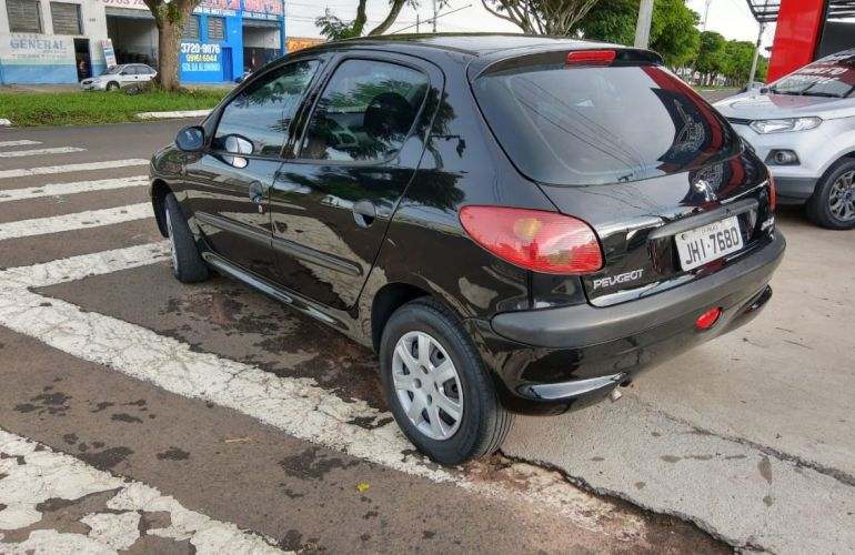 Peugeot 206 1.4 Sensation 8v - Foto #6