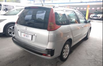 Peugeot 207 1.4 Xr S Sw 8v - Foto #4