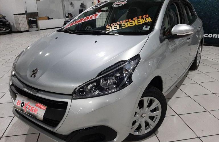 Peugeot 208 1.2 Active 12v - Foto #1