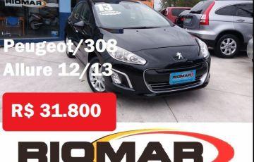 Peugeot 308 1.6 Allure 16v - Foto #1