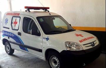 Peugeot Partner 1.6 Furgão 800kg 16v - Foto #1