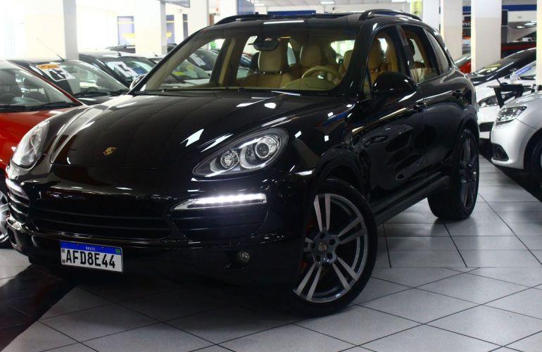 Porsche Cayenne 3.6 4x4 V6 24v - Foto #8
