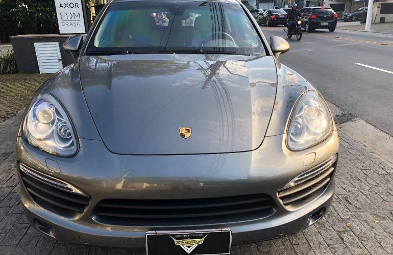 Porsche Cayenne 4.8 S 4x4 V8 32v - Foto #1