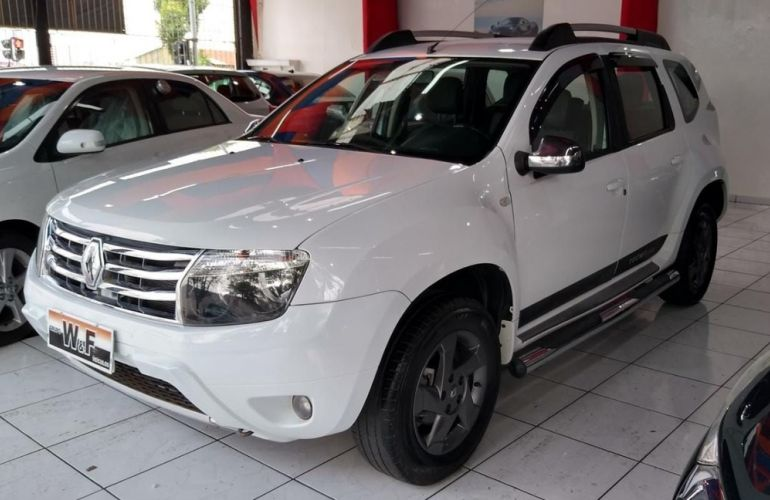 Renault Duster 1.6 Tech Road 4x2 16v - Foto #9