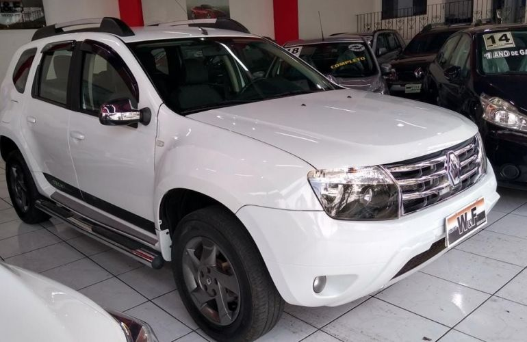 Renault Duster 1.6 Tech Road 4x2 16v - Foto #1
