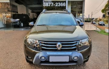 Renault Duster 2.0 Tech Road 4x2 16v