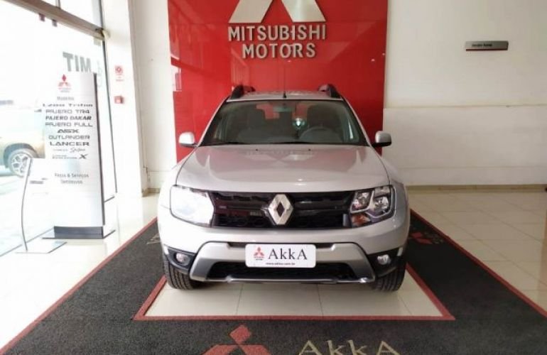 Renault Duster Dynamique 1.6 16V Hi-Flex - Foto #2
