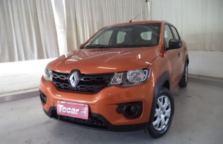 Renault Kwid 1.0 12v Sce Life - Foto #1