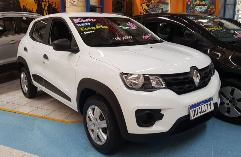Renault Kwid 1.0 12v Sce Zen - Foto #1