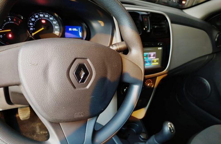 Renault Logan 1.0 12v Sce Expression - Foto #2