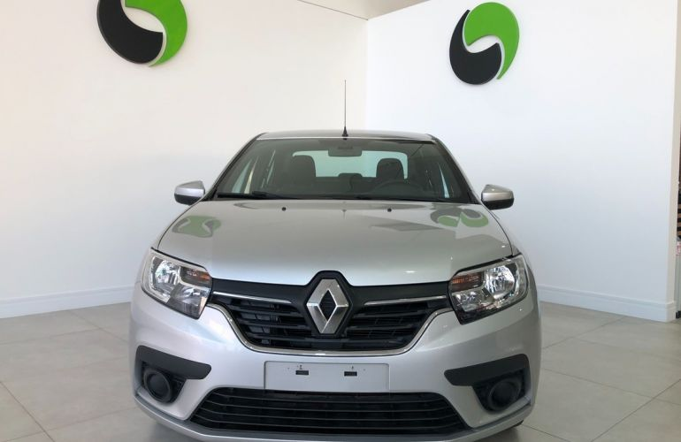 Renault Logan 1.0 12v Sce Zen - Foto #2