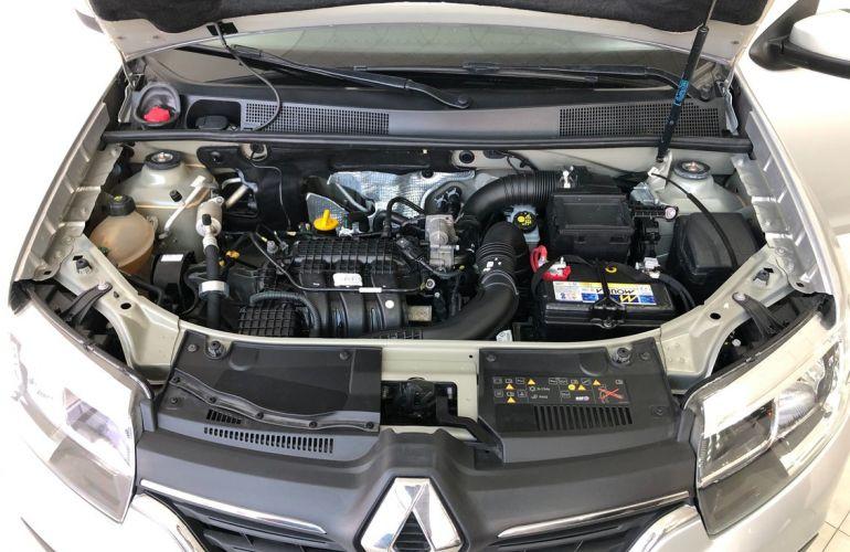 Renault Logan 1.0 12v Sce Zen - Foto #4