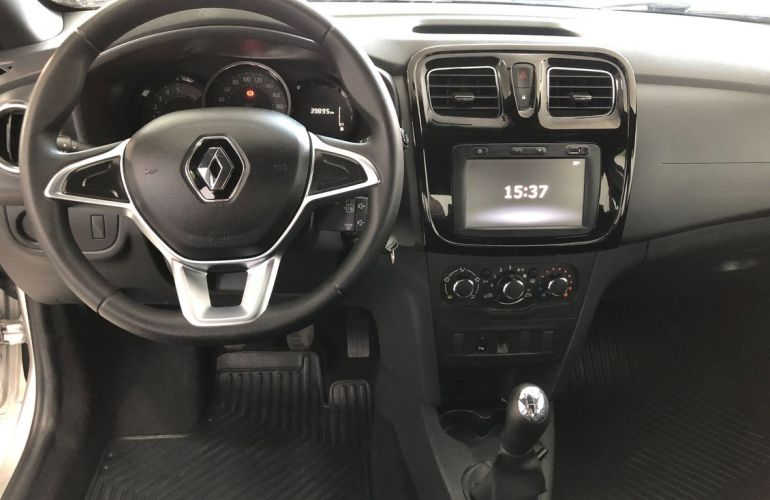 Renault Logan 1.0 12v Sce Zen - Foto #9