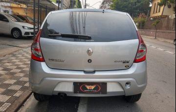 Renault Sandero 1.6 Expression 8v - Foto #8
