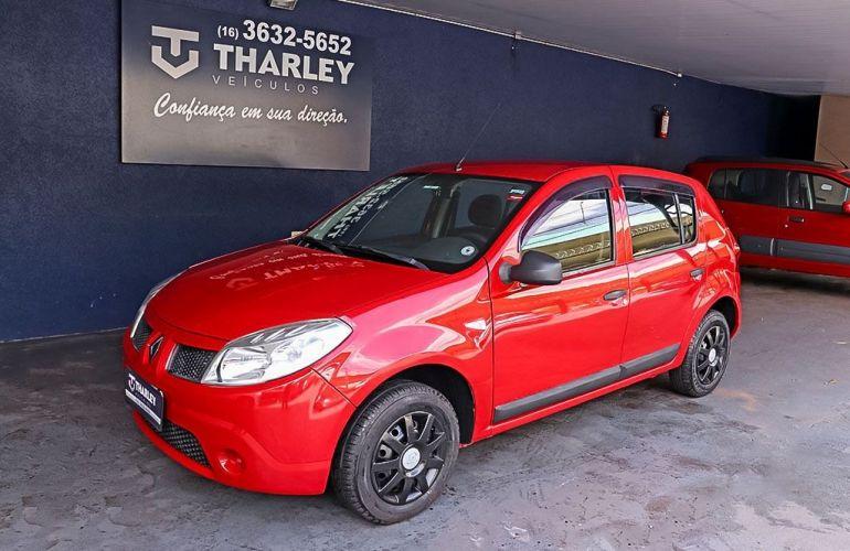 Renault Sandero 1.0 Authentique 16v - Foto #3