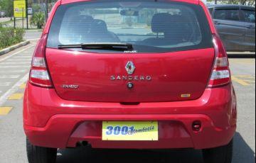 Renault Sandero 1.0 Authentique 16v - Foto #4