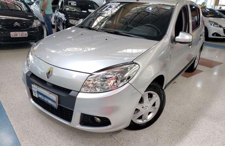 Renault Sandero 1.6 Expression 8v - Foto #3