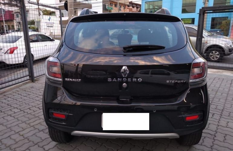 Renault Sandero 1.6 Stepway 8v - Foto #5