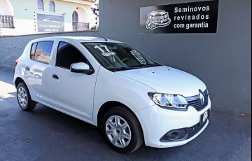 Renault Sandero 1.0 12v Sce Authentique - Foto #2