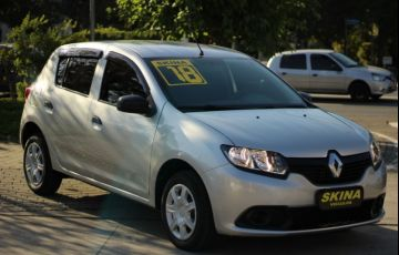 Renault Sandero 1.0 12v Sce Authentique - Foto #1